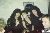 Richie Blackmore, Sami Keri & Danny @ The St Moritz Club, London 1991